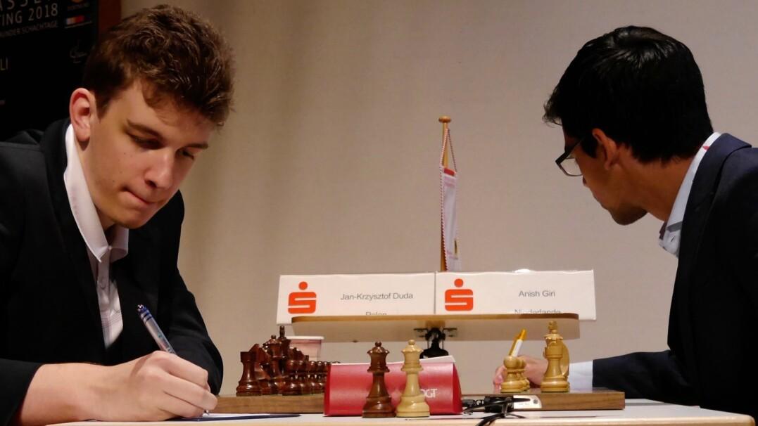 22-latek z Krakowa pokonał mistrza świata w szachach