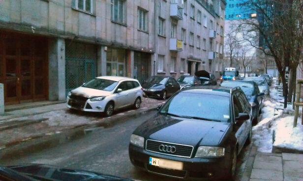 Policjanci złapali podpalacza samochodów Marcin Gula / tvnwarszawa.pl