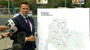 Tramwajowe plany Trzaskowskiego. Część już znana, ale są nowości