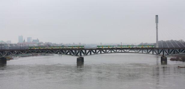 Naprawa mostu średnicowego w wakacje PKP PLK