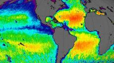 Wakacje nad słodkim morzem? NASA pomoże