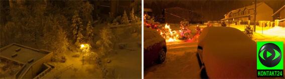 Polska pod grubą kołdrą śniegu. Wasze zdjęcia