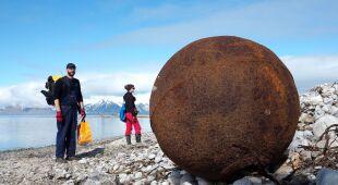 Adam nawrot o śmieciach w Arktyce