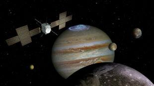 Zbada Jowisza i jego księżyce. Polski wkład w budowę satelity