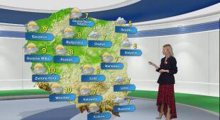 Prognoza pogody na czwartek 12.11