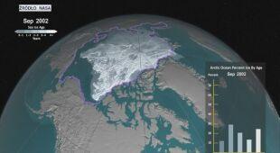 Topniejąca Arktyka (lipiec 2002 - luty 2007)