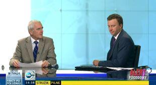 Burzowe popołudnie (TVN24)